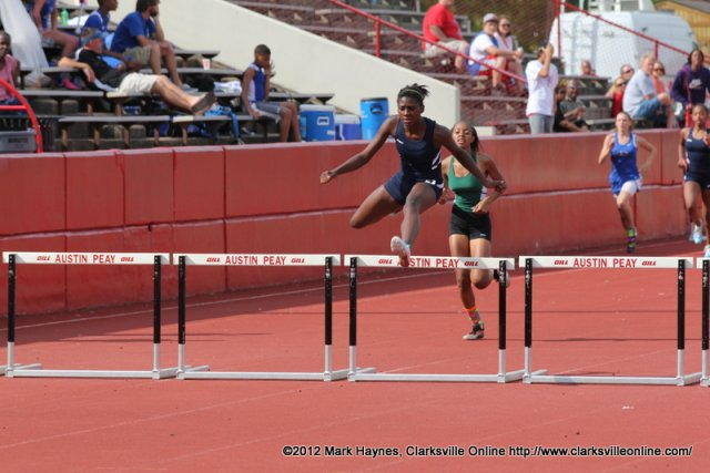cal state high school track meet event